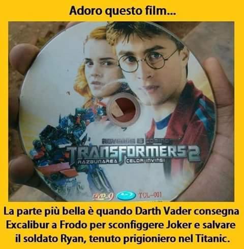 Anche Harry Potter potrà farsi i moderatori... O.o - meme