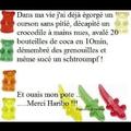 Haribo  C est beau la vie!