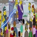 Moe a un clone ! Mais depuis quand? Oui y'a un épisode sur ça mais là c'est saison 25 épisode 8 ;-)