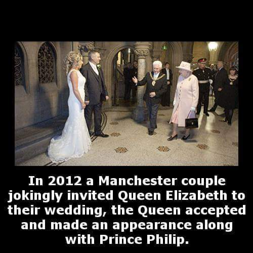 Good Queen Elizabeth - meme