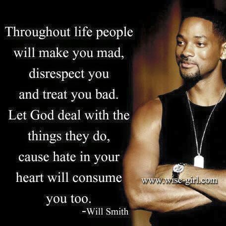 Wise words of Will Smith and not Jaden Smith - meme