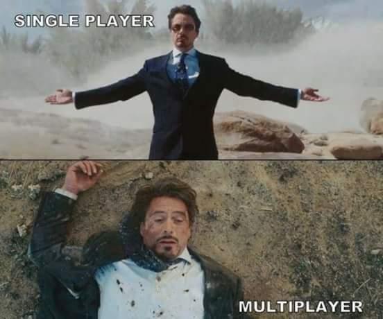 Gamers xD - meme