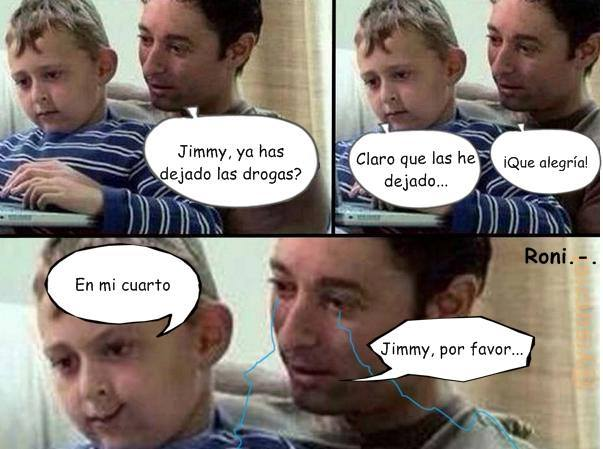 Jimmy plz - meme