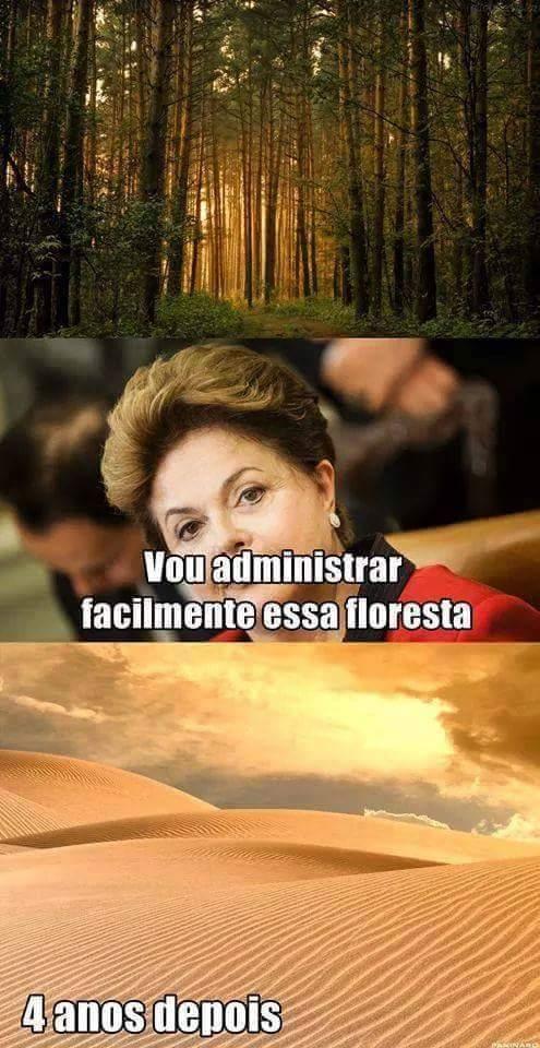 Salve Dilmãe, mamãe dos proletariados - meme