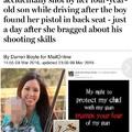 nice shootin kid