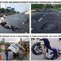 Brasil tem a melhor tecnologia