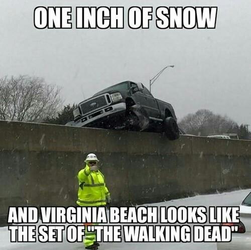 Oh Virginia - meme