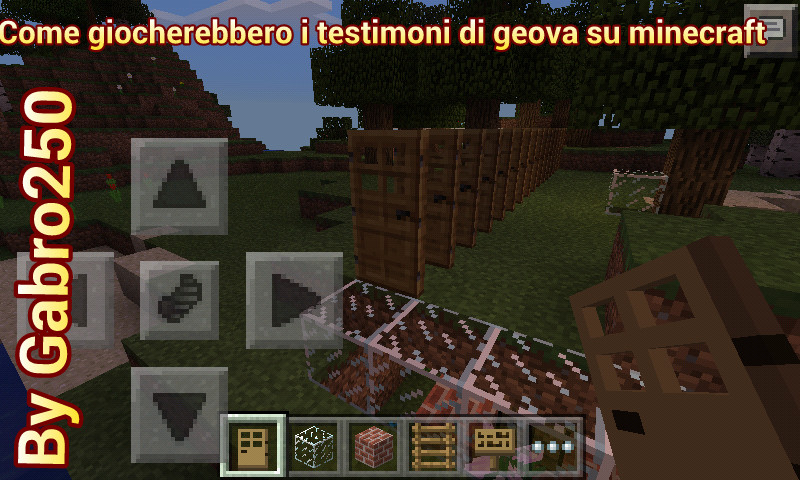 *creative mode. Fate passare ~ Gabro250 - meme