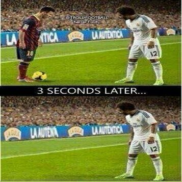 3 segundos depois... - meme