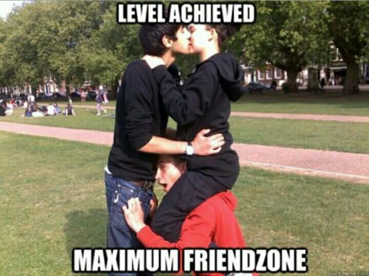 Bienvenue dans la FriendZone - meme