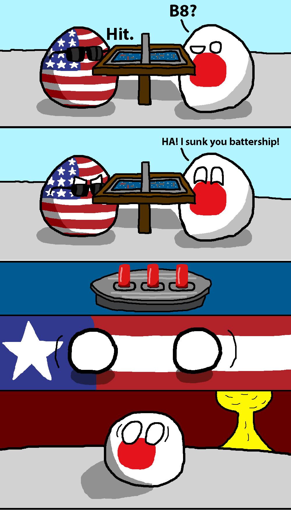 Hiroshima or nagasaki - meme