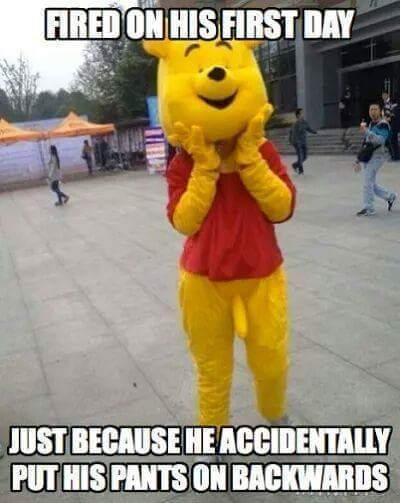 Poor pooh - meme