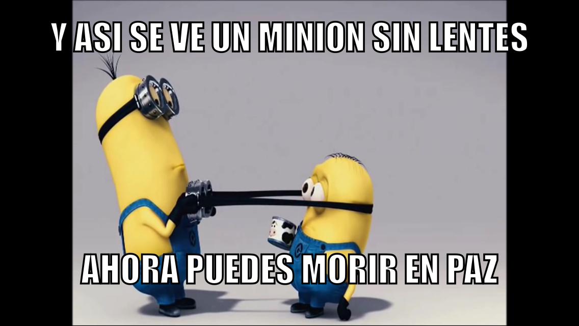 Minions - meme