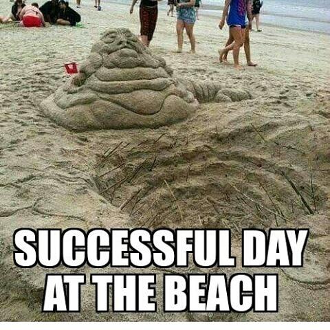 A very successful day! - meme