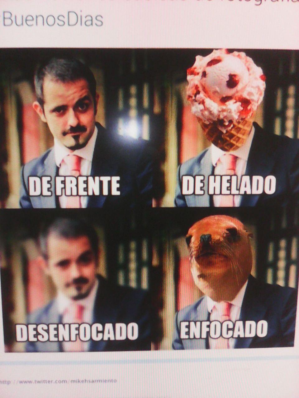 Buenos dias - meme