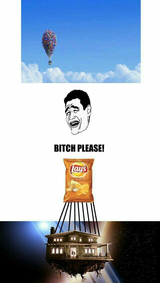 Putas bolsas de aire - meme