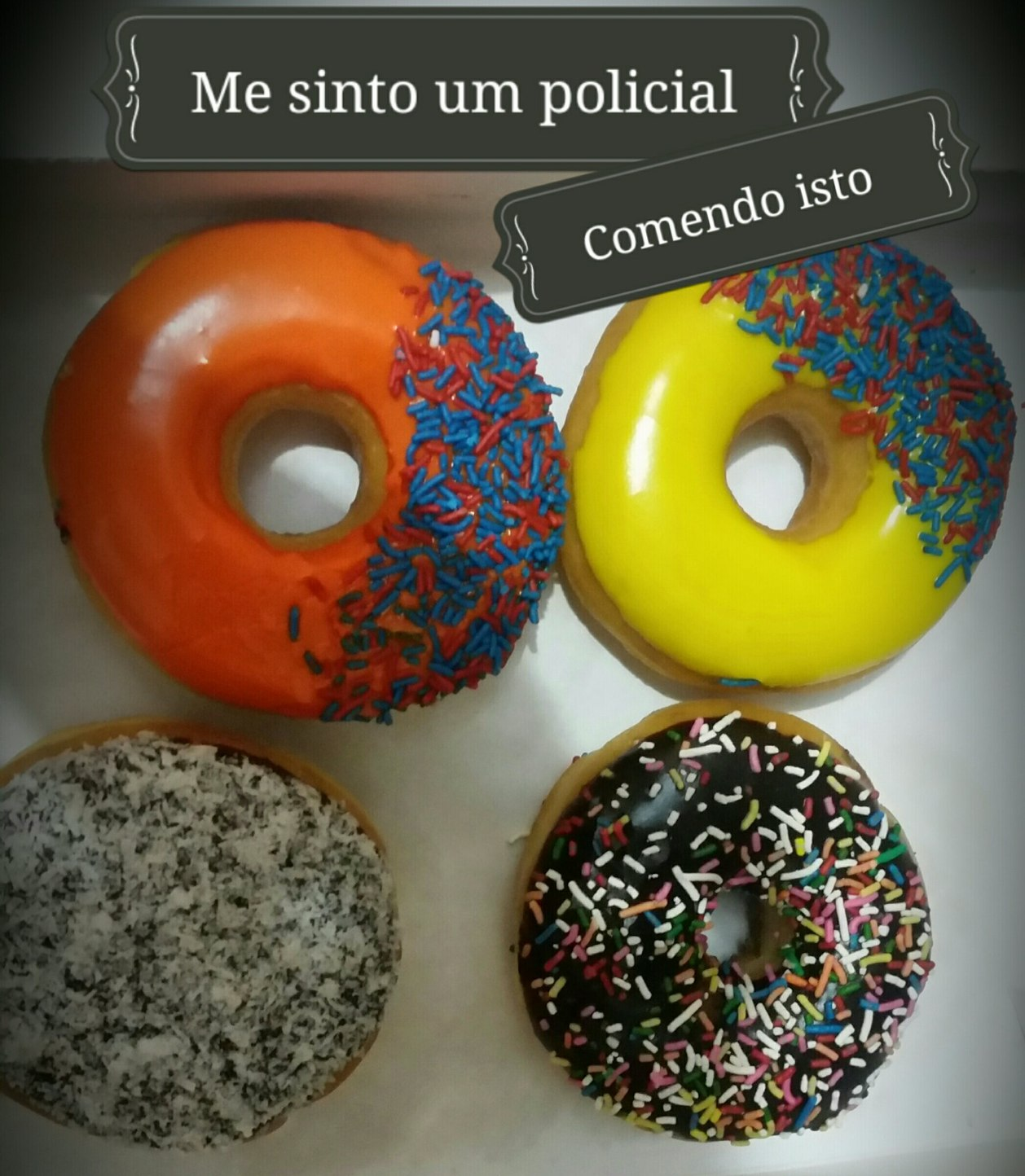 Policia - meme