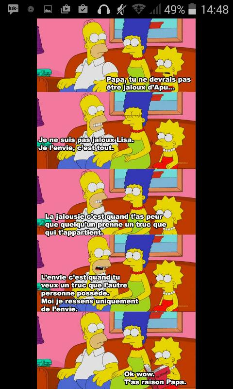 Homer est intelligent. - meme
