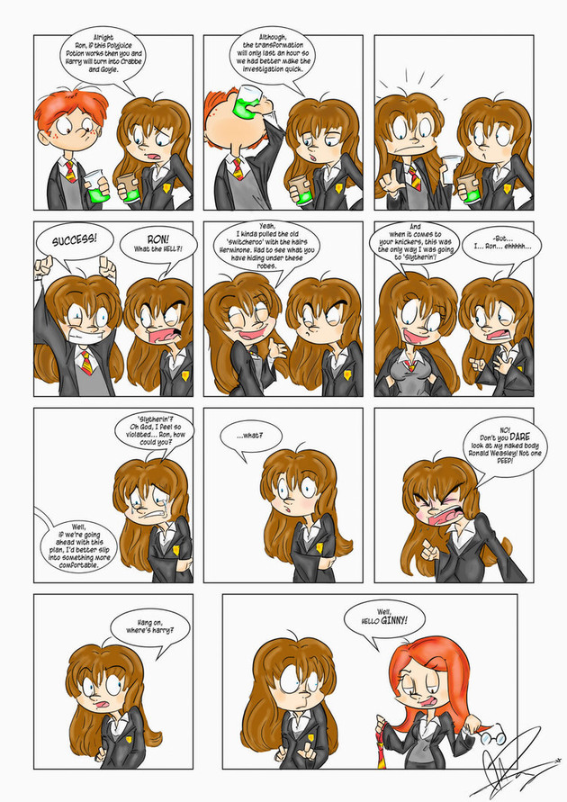 This ones for you Harry Potter fans - meme