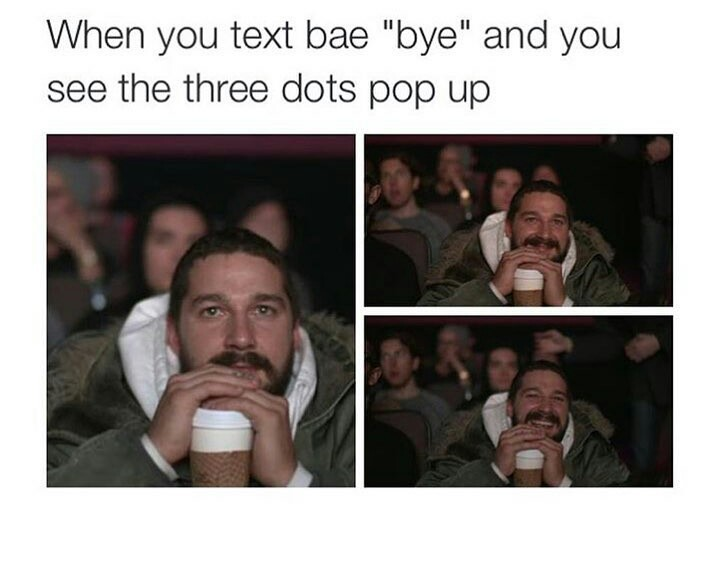 Just send it - meme