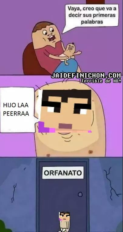 hijo laa peerraa! - meme
