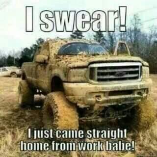Dirt truck - meme