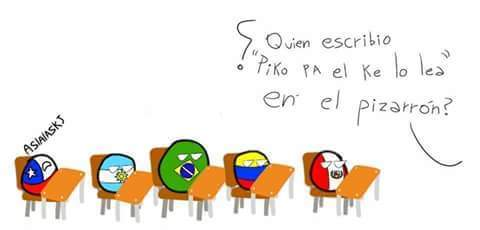 Simplemente Chilenos :3 (Soy Chileno) - meme