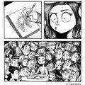 je sais pas dessiner