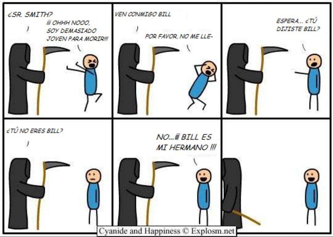 Pobre bill :v - meme