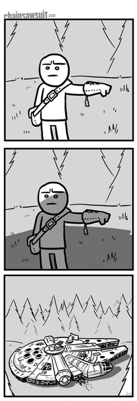 treinador de falcon - meme