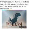 Sinseñallosaurus rex