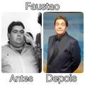 Famosos antes e depois #2 Faustao/Deixem suas sugestoes nos comentarios