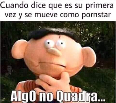 Alg0 no Quadra - meme