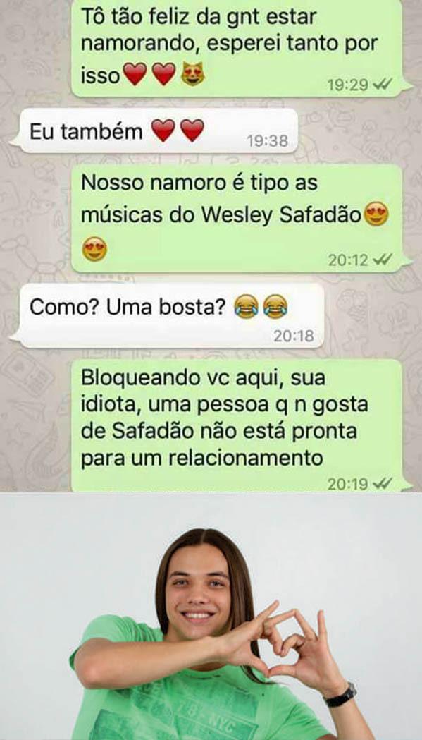 Wesley-senpai - meme