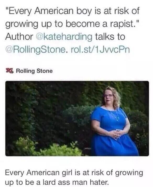 feminist bullshit - meme