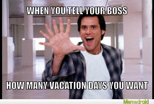 I wish I was on vacation :( - meme
