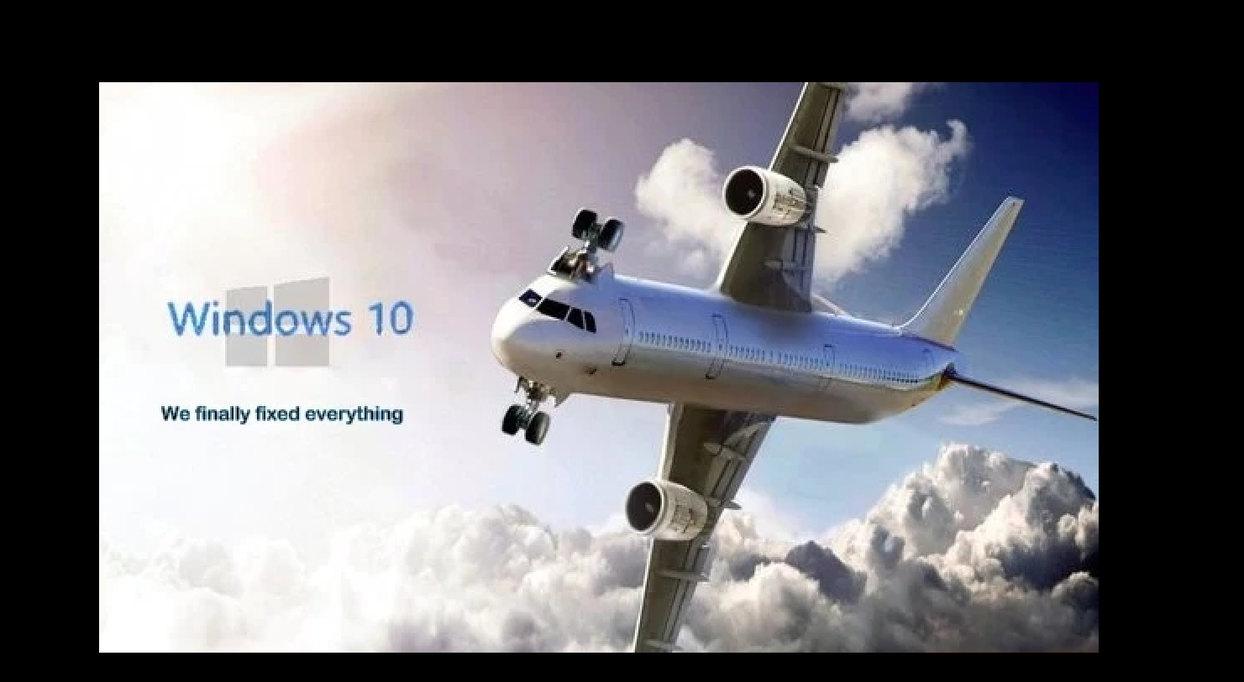 Windows 10 - meme