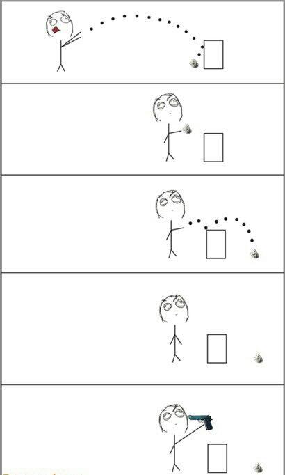 Ça m'arrive souvent ... :/ - meme