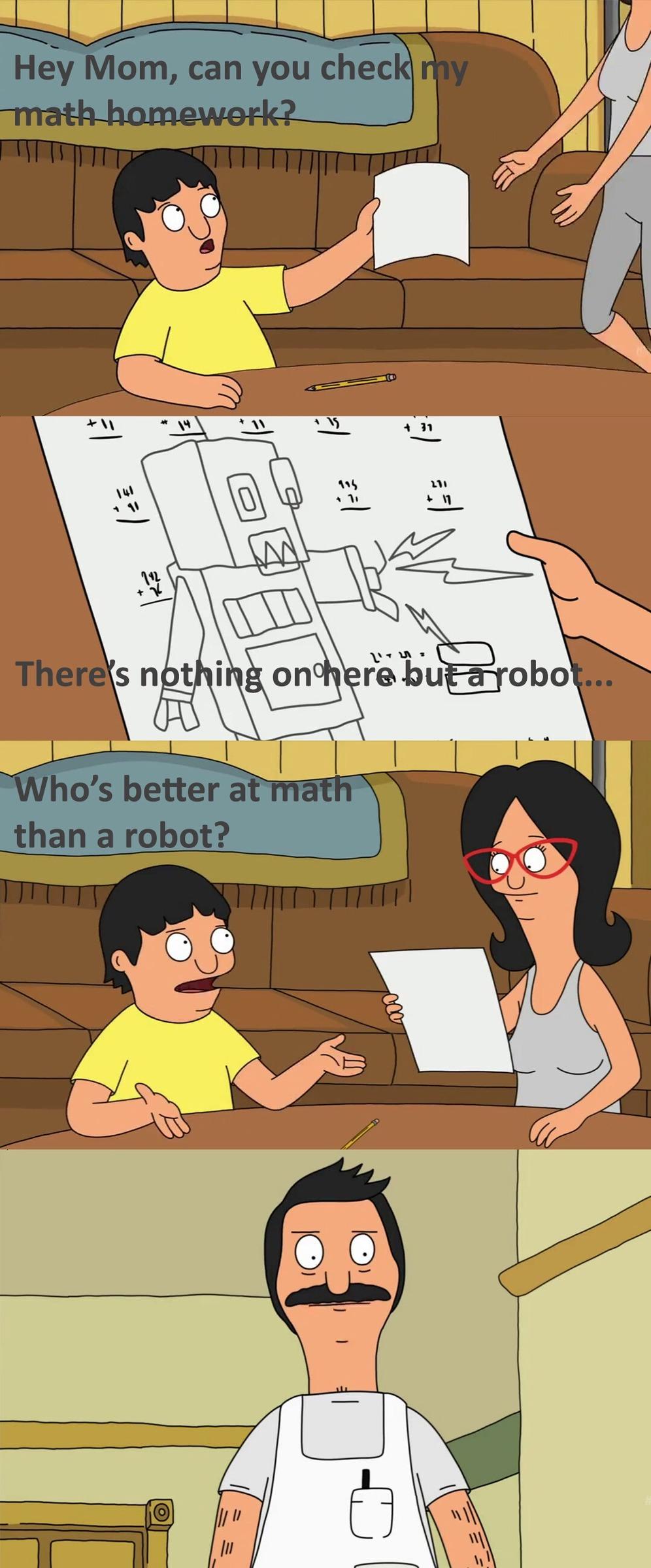 Robots.... - meme