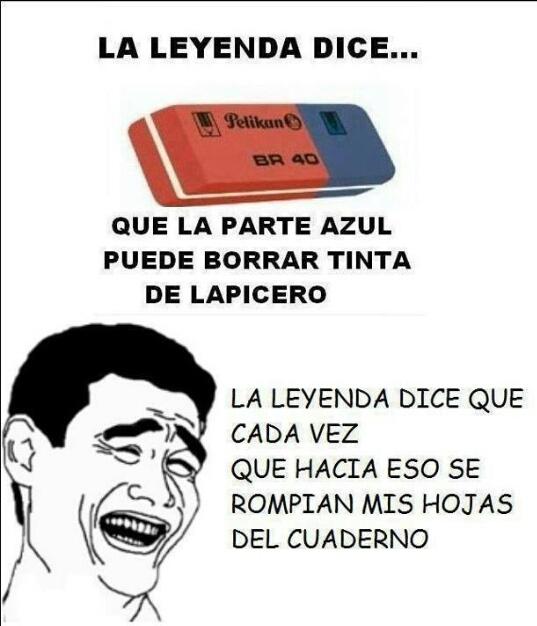 Mentira - meme
