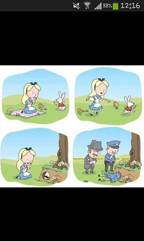Alice - meme