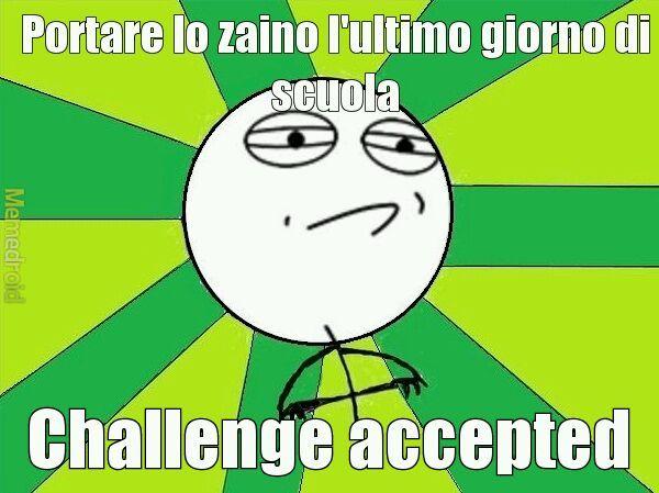 Challenge complete - meme