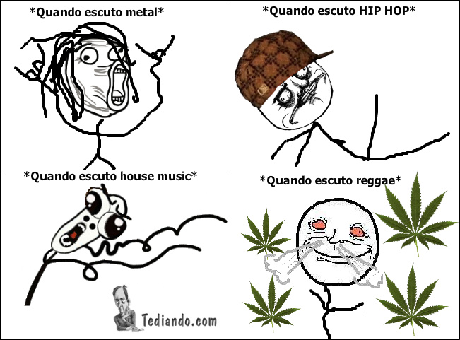 Mundo da musica - meme