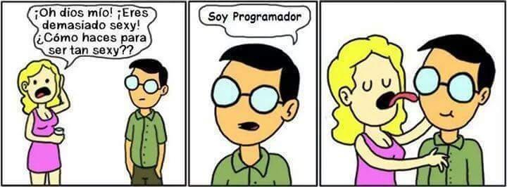 Programador zexzi (͡° ͜ʖ ͡°) - meme