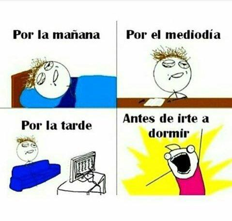 Mi vida.... - meme