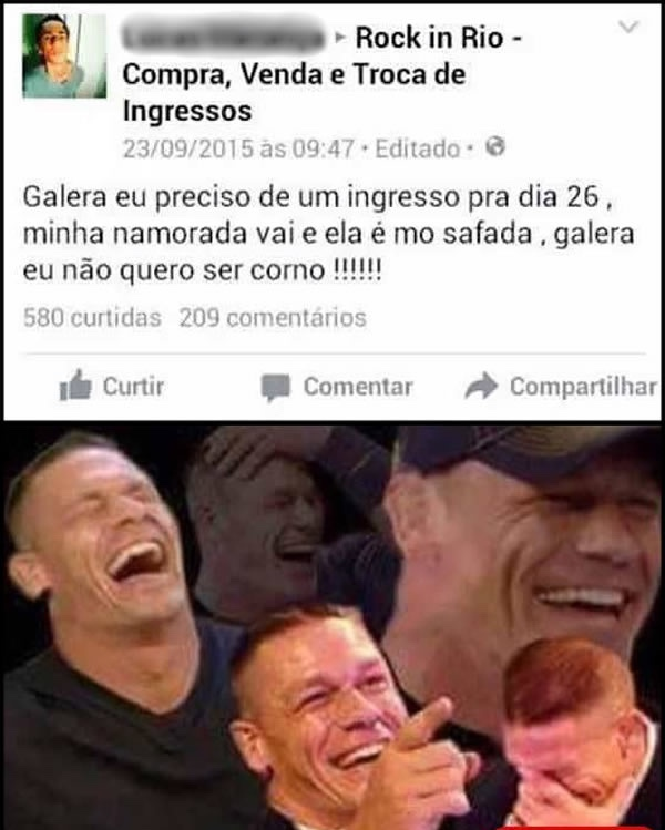 chifrudo - meme
