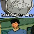 QUE TALISMÃ GOSTOSO!