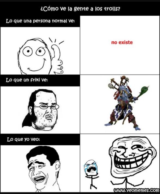 trolls - meme