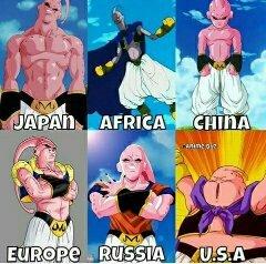 Europe - meme