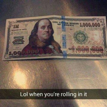 It's a small loan - meme